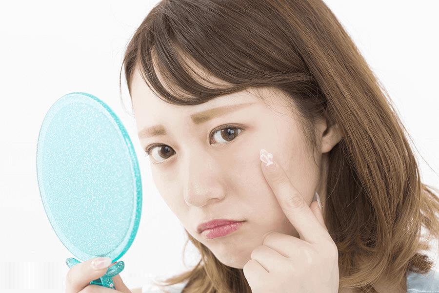 肌荒れしていても医療脱毛できる?顔や背中の肌荒れは効果に影響しない?